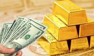 Giá vàng thế giới tăng cao nhất trong hơn 7 tuần qua