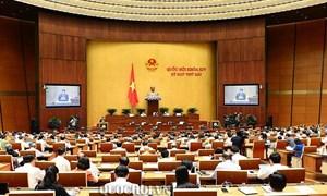 Xin ý kiến Quốc hội 3 nội dung dự thảo Luật Đầu tư công (sửa đổi)