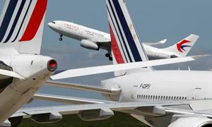 Mỹ đình chỉ mọi chuyến bay của các hãng hàng không Trung Quốc