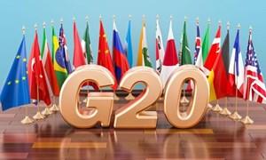 Nhật Bản sẽ nêu vấn đề mất cân đối cán cân vãng lai tại G20