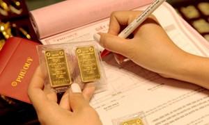 Hồi phục phiên cuối tuần, vàng SJC giao dịch quanh 48,80 triệu đồng