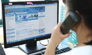 30.000 gói thầu được thực hiện trên hệ thống mạng đấu thầu quốc gia