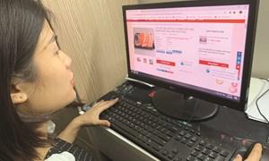 Cẩn trọng với ''thịt lợn siêu thị'' bán trên mạng xã hội