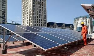Tấm pin điện mặt trời, xử lý sao?