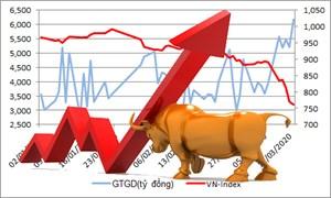 Thị trường sôi động không giúp công ty chứng khoán lãi hơn?