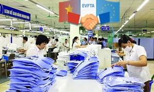 Cần tận dụng tốt lợi thế từ EVFTA