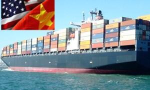 Hoa Kỳ là đối tác thương mại lớn thứ 3 của Việt Nam