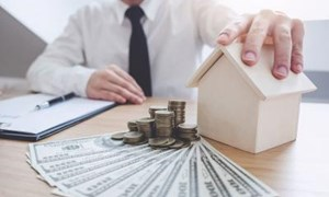 Tín dụng bất động sản tăng chậm