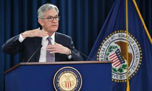 Đang chới với, giới đầu tư bất ngờ nhận được phao cứu trợ từ Fed