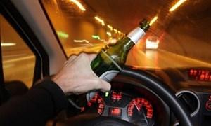 Quốc hội thông qua quy định đã uống rượu bia thì không lái xe