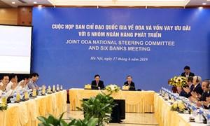 Giải ngân vốn ODA: Cần phối hợp chặt chẽ hơn giữa Việt Nam và các nhà tài trợ