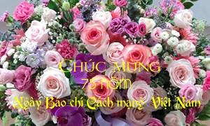 Bộ trưởng Đinh Tiến Dũng gửi thư chúc mừng nhân Ngày Báo chí Cách mạng Việt Nam