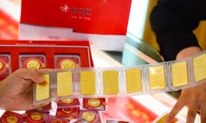 Giá vàng trong nước bật tăng lên 49 triệu đồng mỗi lượng