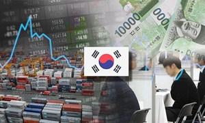 Hàn Quốc: Tỷ lệ nợ hộ gia đình trên GDP tăng với tốc độ đáng báo động