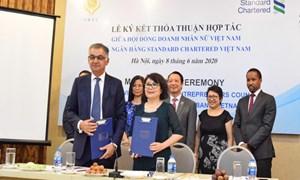 25 triệu USD được Standard Chartered Việt Nam hỗ trợ doanh nghiệp do phụ nữ làm chủ