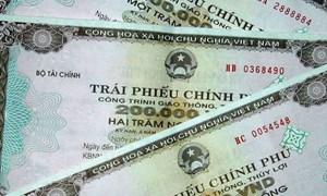 Kho bạc Nhà nước huy động 10.480 tỷ đồng trái phiếu Chính phủ
