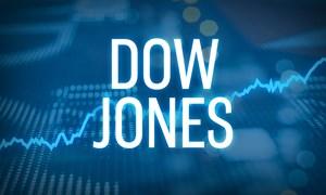 Dow Jones hồi phục 300 điểm sau phiên giảm sâu, nhóm ngân hàng bứt phá