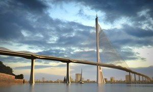 Cầu Cần Giờ 5.300 tỉ đồng khởi công, sóng đất Cần Giờ sắp tái diễn?