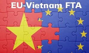Ngày 30/6 - EVFTA sẽ được ký