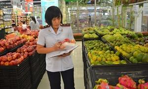 Xử lý nghiêm các vi phạm an toàn thực phẩm