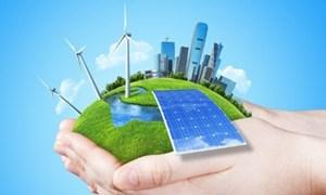 Khởi công nhiều dự án năng lượng tái tạo