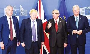Anh - EU tái khởi động đàm phán Brexit