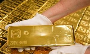 USD giảm, vàng tiếp tục tăng giá