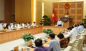 Thủ tướng: Chính phủ phấn đấu tăng trưởng 4% trong năm nay