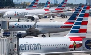 Bộ Tài chính Mỹ đạt thỏa thuận hỗ trợ tài chính cho 5 hãng hàng không lớn