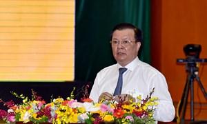 Ngành Tài chính quyết tâm thực hiện thắng lợi nhiệm vụ tài chính - NSNN