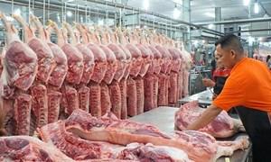 Giá thịt heo vẫn ở mức cao