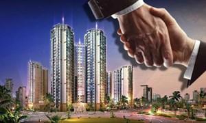 """Kinh doanh bất động sản sắp được """"gỡ khó"""" sau ngày 1/1/2021"""