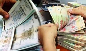 Huy động gần 7.000 tỷ đồng qua trái phiếu Chính phủ