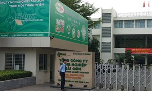 Khởi tố 5 bị can liên quan vụ Tổng Công ty Nông nghiệp Sài Gòn – TNHH Một thành viên