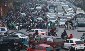 Hạn chế phương tiện giao thông cá nhân