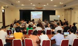 Thống nhất nghiên cứu, soạn thảo 10 chuẩn mực kiểm toán Việt Nam năm 2020