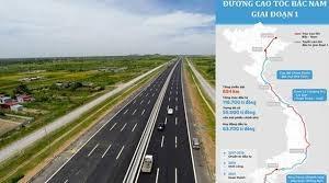 Bộ Giao thông vận tải mời thầu chọn nhà đầu tư 5 dự án đường cao tốc Bắc-Nam