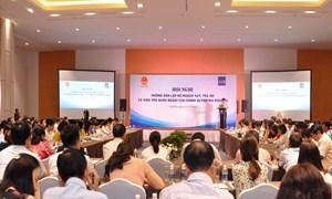 Hướng dẫn lập kế hoạch vay trả nợ và viện trợ nước ngoài cho địa phương