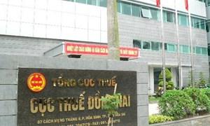 1.180 doanh nghiệp ở Đồng Nai vi phạm lĩnh vực thuế