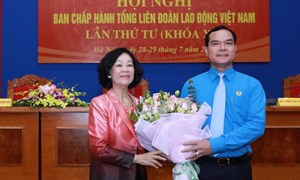 [Infographics] Chủ tịch Tổng liên đoàn Lao động Việt Nam Nguyễn Đình Khang