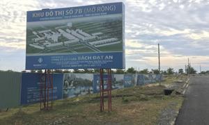 Công ty Bách Đạt An thừa nhận sai phạm ở 2 dự án thuộc Đô thị mới Điện Nam – Điện Ngọc