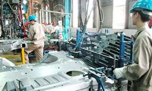 Chỉ số sản xuất công nghiệp của Hà Nội bảy tháng tăng 4%