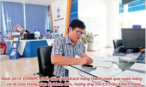 EVNNPC hiện thực hóa mục tiêu thanh toán không tiền mặt