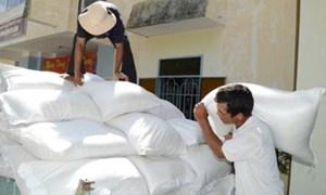Bộ Tài chính xuất cấp gạo cho tỉnh Đắk Nông
