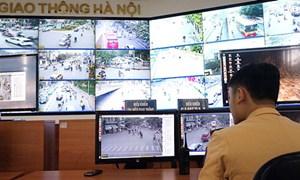 Lắp đặt bổ sung camera giám sát tại các vị trí giao thông phức tạp