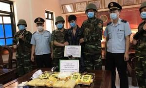 Hải quan Hà Tĩnh: Kiểm soát chặt tình trạng buôn lậu, gian lận thương mại