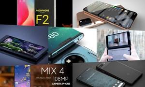 Những mẫu điện thoại hàng đầu nào sẽ xuất hiện trong nửa cuối 2019?