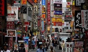 GDP của Nhật Bản ước giảm gần 27% trong quý II năm 2020