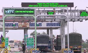 Lấy ý kiến người dân về dự thảo thông tư quy định thu phí đường bộ