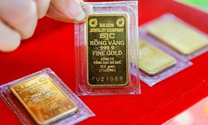Giá vàng hôm nay 18/8: SJC tăng thẳng đứng lên 58,47 triệu đồng/lượng